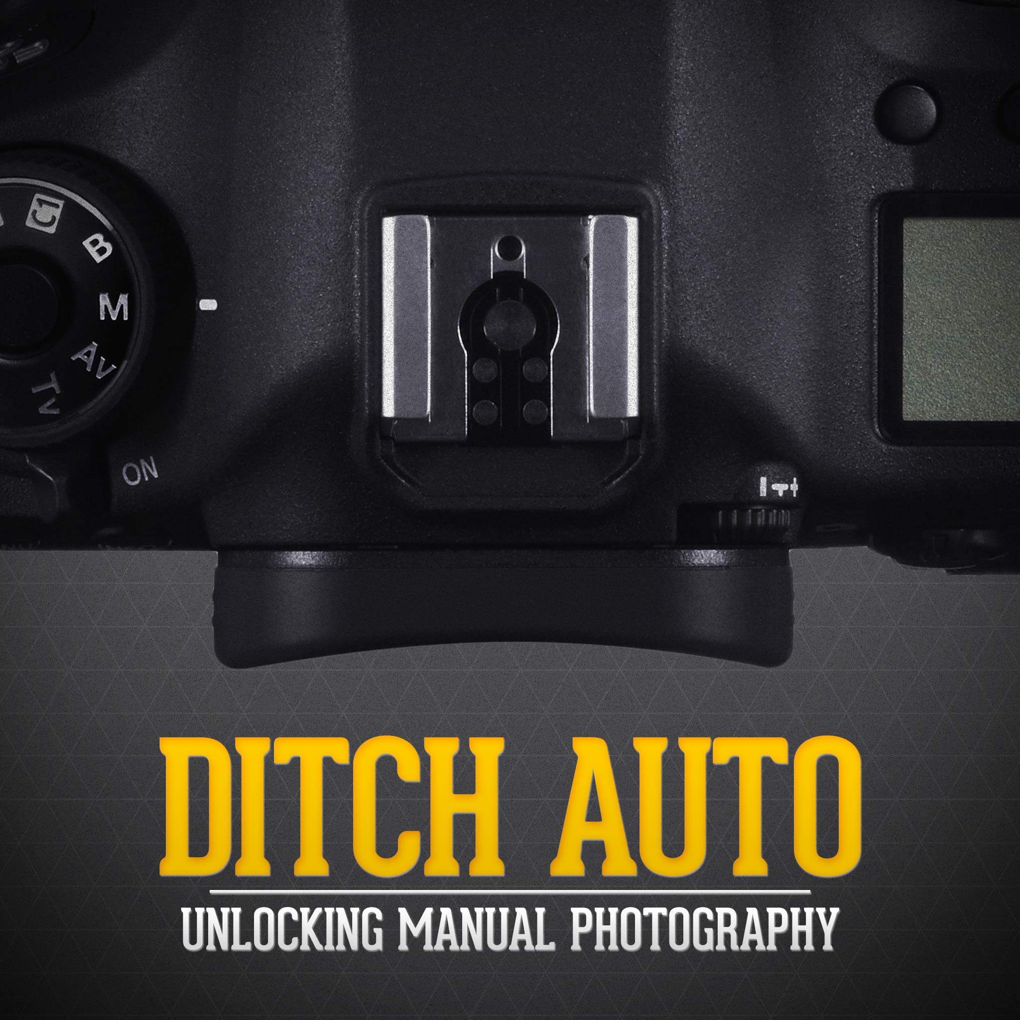 Ditch Auto: Unlocking Manual Photography